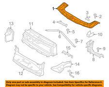 BMW OEM 14-16 328i GT xDrive Radiator Core Support-Upper Tie Bar 51647245786