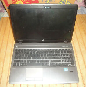 HP ProBook 4540s Laptop Works Parts/Repair Intel i5-3230M@2.6GHz Cracked Screen