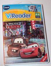 Vtech V.Reader  Disney Pixar Cars Interactive E-Reading System Software