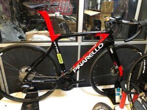 £6500 Shimano Pinarello Nytro, Road e-bike, Medium- Never Ridden