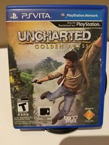 Uncharted: Golden Abyss (PlayStation Vita) PS VITA complete
