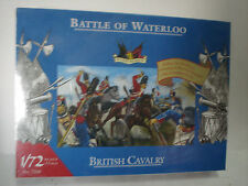 BATTLE OF WATERLOO 1/72 SCALE 25mm 7210 - BRITISH CAVALRY