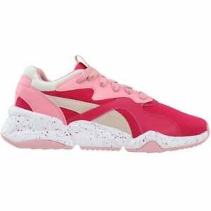 Puma Nova Fruit Lace Up    Kids Girls  Sneakers Shoes Casual