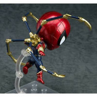 Action Figure Spiderman Iron #1037 Collection Spider Gifts For Kids Toy With Box