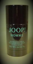 Joop Homme 75 ml Deostick Deo Stick Deodorant 75 ml in Folie