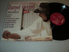 "DANYEL GERARD 33 TOURS 12"" FRANCE LES PLUS GRANDS SUCCES DE DANYEL GERARD"