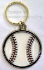 Baseball Key Ring Keychain Key Chain New Great gift! Sports Softball