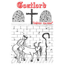Goatlord-sodomize the Goat (USA), CD (Beherit, Blasphemy, Autopsy, Conqueror)
