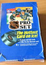 1990 Pro Set Hockey Wax Box Series 1 FACTORY SEALED NIB