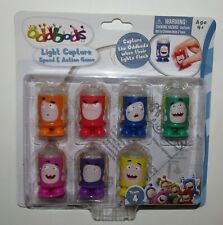 ODDBODS Light Capture Speed & Action Game - Team 4  **NEW**