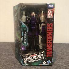 Transformers War for Cybertron Earthrise Snapdragon NIB