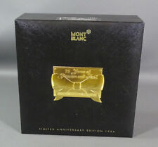Montblanc Meisterstuck Ballpoint Pen 116 Ltd Anniversary Edition 1924 Box Only