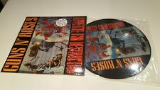"ROCK - Guns N' Roses - Appetite For Destruction  PICTURE LTD - 12"" VINYL VINILO"