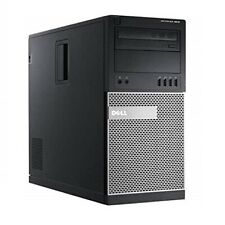 Dell Computer Quad core i5 / 7 Options Available 16 GB 480 SSD Optiplex 9010