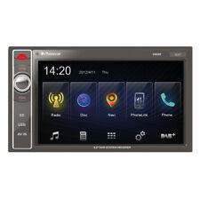 PHONOCAR 2-DIN Navi/AUX/USB Autoradio/Radio-Set für FIAT Stilo  - 2001-2007