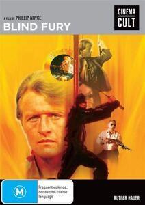 Blind Fury DVD - Brand new Sealed - Region 4 aus!