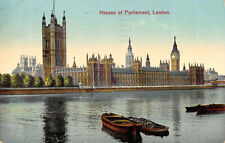 R131330 Houses of Parliament. London. 1929