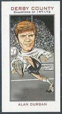 DERBY COUNTY CHAMPIONS OF 1971-72- #12-ALAN DURBAN