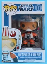 FUNKO POP Star Wars - Luke Skywalker X-Wing Pilot 17 - Vinyl Bobble-Head Figure