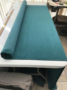 2.00 Metres of John Lewis Mystic Teal  Heavy Weight Upholstery Fabric