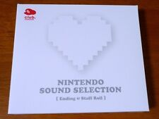 Club Nintendo Sound Selection Ending & Staff Roll end credits soundtrack ost cd
