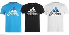 adidas Short Sleeve Basic Fitted T-Shirts for Men