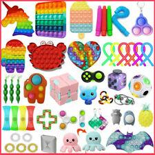 21X Neu Fidget Toys Sensory Toy Autismus Angst Stressabbau Spielzeug Set Kinder