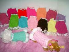Dog Apparel Fully Customized Puppy Dress U-pick Color,Size. etc,.