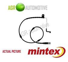 MINTEX FRONT BRAKE PAD WEAR SENSOR WARNING INDICATOR GENUINE QUALITY - MWI0405