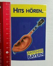 Aufkleber/Sticker: Antenne Bayern - Hits Hören (18031689)