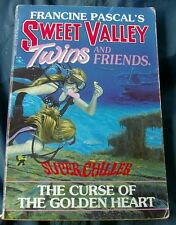 SWEET VALLEY TWINS AND FRIENDS  #6 THE CURSE OF THE GOLDEN HEART (1994)