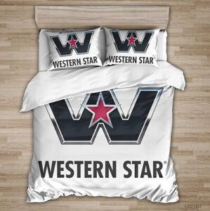WESTERN STAR TRUCK DOONA COVER SET