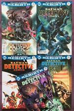 Detective Comics #934 to #938. (DC 2016) 5 x issues.