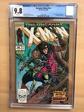 Uncanny X-Men #266 CGC 9.8 White Pgs 1st Gambit! -Check Out My Other Items!
