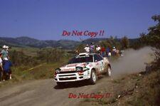 Didier Auriol Toyota Celica Turbo 4WD Acropolis Rally 1993 Photograph 1