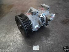 2003 - 2006 TOYOTA AVENSIS 2.0 D4D 1CD DIESEL AIR CON PUMP COMPRESSOR ORIGINAL