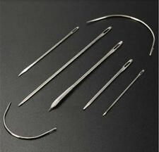 7pcs Stainless steel Hand Repair Sewing Needles Patching Upholstery