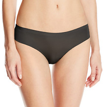 Wacoal Women's Edgewise Thong Panty in Black, size Large, 872238