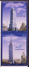 Mexico 2006 Latin American Tower Architecture 50th Anniv Vert Pair SC 2515b MNH
