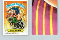1986 SERIES 5 TOPPS GPK GARBAGE PAIL KIDS 205a HOT ROD