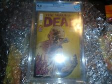 The Walking Dead #115 CBCS 9.8 Not CGC Previews NYCC 2013 Exclusive
