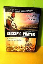 NEW/SEALED DVD-REGGIE'S PRAYER! FAMILY/INSPIRATIONAL FILM! GREEN BAY PACKER'S===