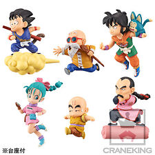 Dragon Ball - WCF - 30th Anniversary - Vol. 1 - Set of 6