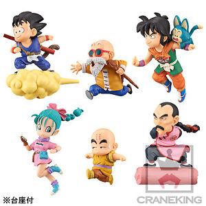 Dragon Ball - WCF - 30th Anniversary - Vol. 1 - Set of 6