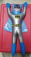 """Vintage Batman Inflatable Figure Taiwan 60's/70's DC Comics 17"""" Adam West A17"""