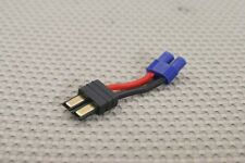 FEMALE EC3 TO MALE TRAXXAS BATTERY ADAPTER CONNECTOR USA SELLER