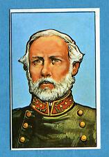 ARMI E SOLDATI - Edis 71 - Figurina-Sticker n. 287 - IL GENERALE LEE -Rec