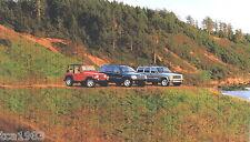 2001 Jeep Catálogo/ CATALOG: GRAND CHEROKEE, Wrangler,