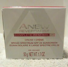 Avon Anew Reversalist New And Improved Day Cream Spf-25