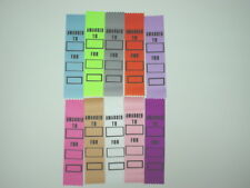 AWARD RIBBONS FOR CLUBS,EVENTS,SCHOOLS, multi use